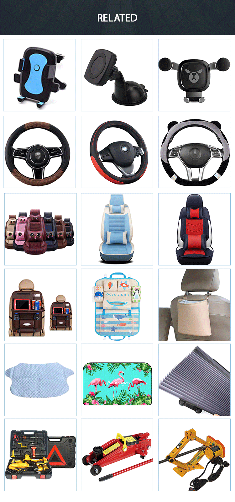 ZD-T-086 where can I get cheap and popular simulation silk car seat covers