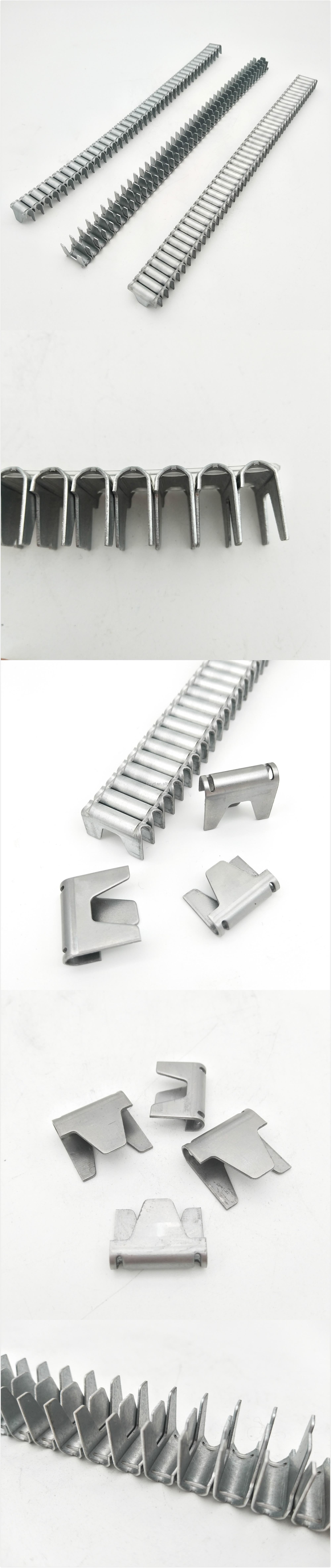Sofa Mattress Nail Cage Fasteners Razor Barbed Wire Clinch Clip ...