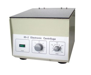 high performance portable clinic continuous flow digital centrifuge 80-2
