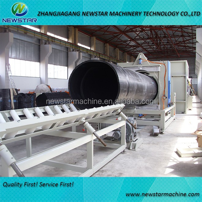 Agriculture machine for drip irrigation pe pipe extrusion line
