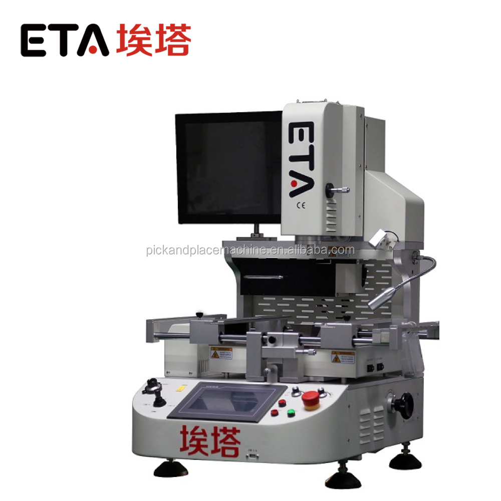 Low Price S47 Auto Infrared Hot Air LED BGA Rework Station IR SMD Motherboard Reballing Soldering Station