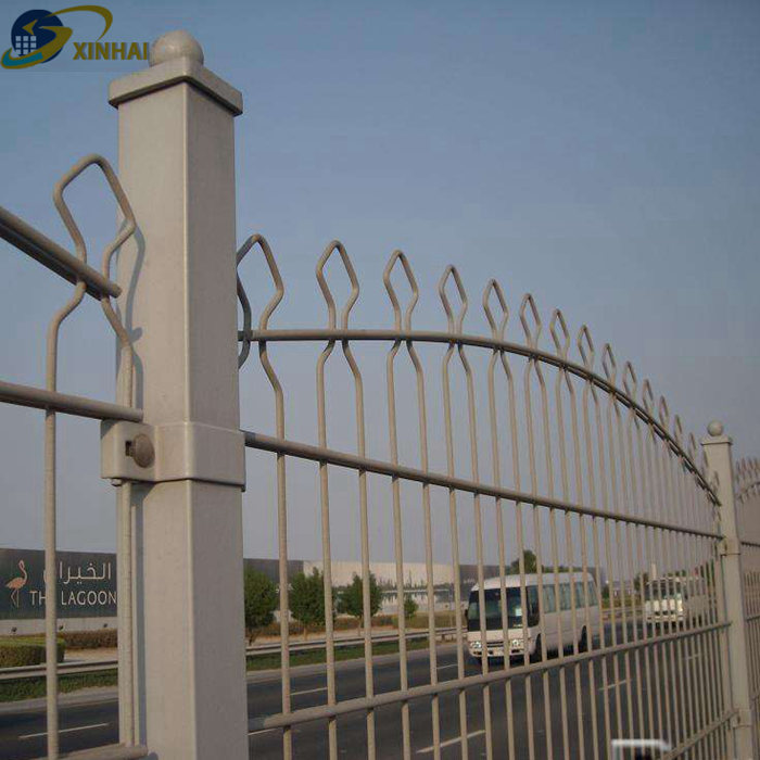 XINHAI 868 double wire fence per la vendita
