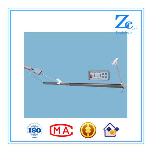 Travelling Beam Device usd for Asphalt and Road Quality Testing