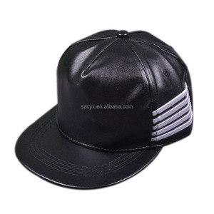 Faux Leather Hat a1066a20f5a1