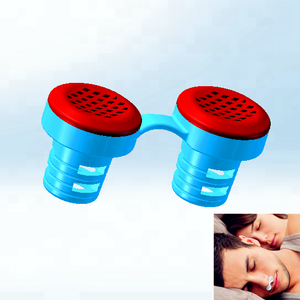 2018 New patent design hot sell anti snoring nose vents, anti snoring device, snore vents stop snoring sleep aid device
