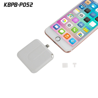Popular electronics disposable phone battery charger compatible with ios/android