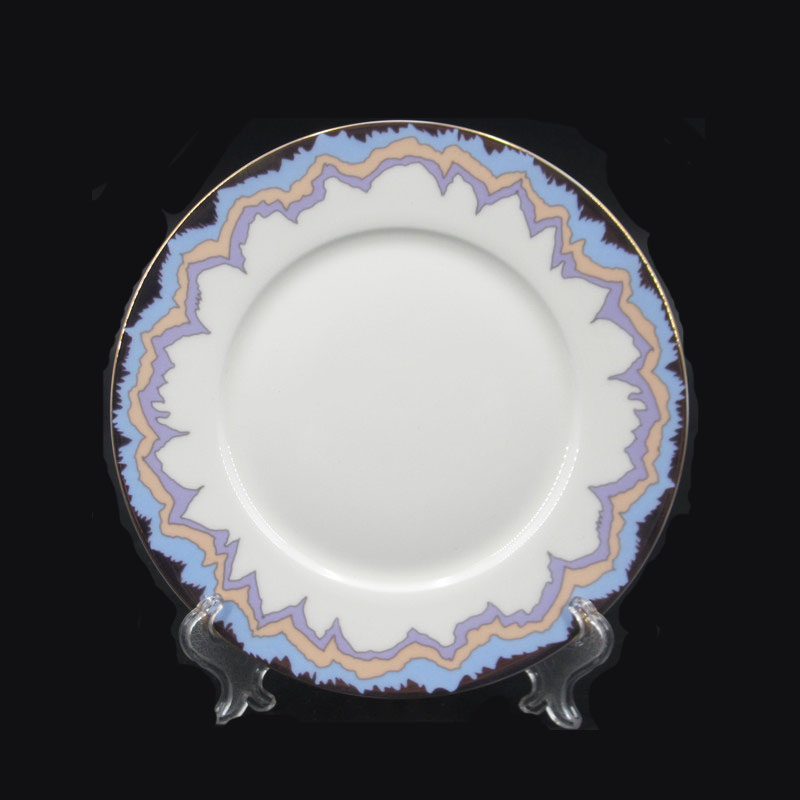 ceramic hot bone china bulk dinner plate