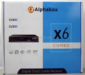 Alphabox Firmware 2018