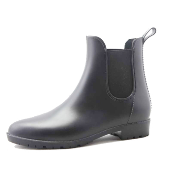 Chelsea Ankle Low Cut Rain Boots Wellington Rainboots, View ...