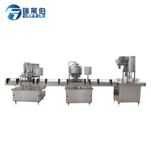 Save Cost Separate Bottle Water Washing Filling And Capping Linear Machine Equipment