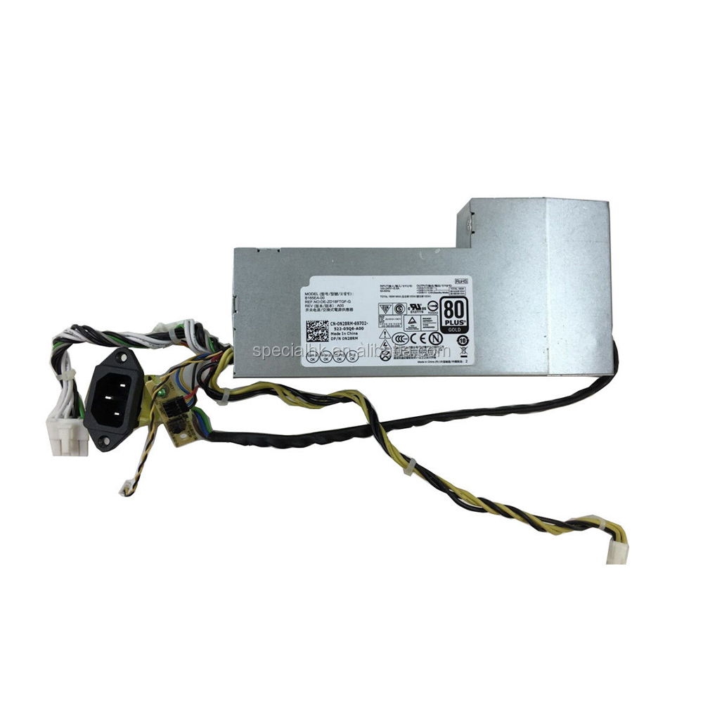 185W Desktop server power supply for Dell Inspiron 23 5348 Unit PSU N28RM 0N28RM B185EA 00