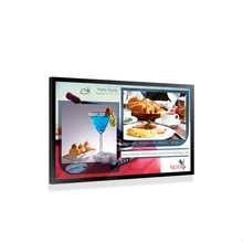 oem factory wall mounted wifi connection elevator tv screens
