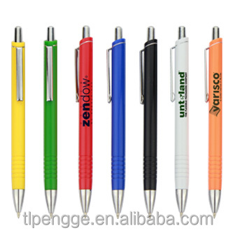 latest high quantity best noverty uni bic beautiful names plastic gift fair promotional ball point pen for office