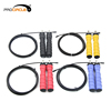 Top- Rated Cross Fitness Sweatband Handle Weighted Speed Jump Rope