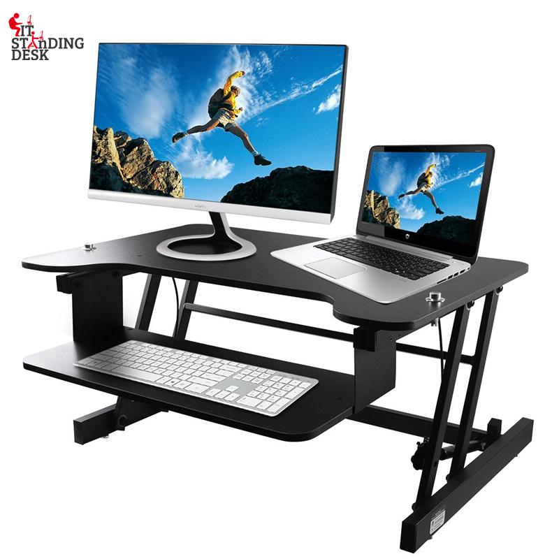 STARSDOVE-регулируемый по высоте стол, игровой стол, эргономичная офисная мебель, регулируемая компьютерная клавиатура, настольные подставки