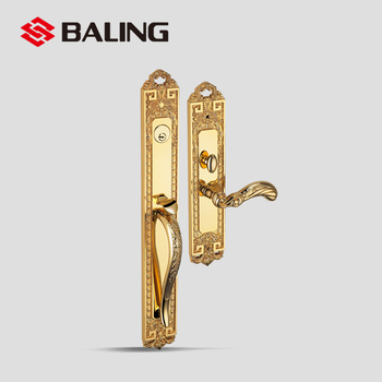 Incroyable Luxury Versatile ANSI Lock Body China Good Quality Door Handles And Knobs  HD7A21(KJ)