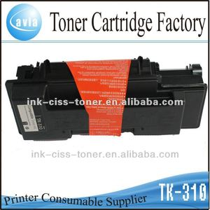 compatible kyocera TK 310 312 toner cartridge for photocopy machine with  cheap price