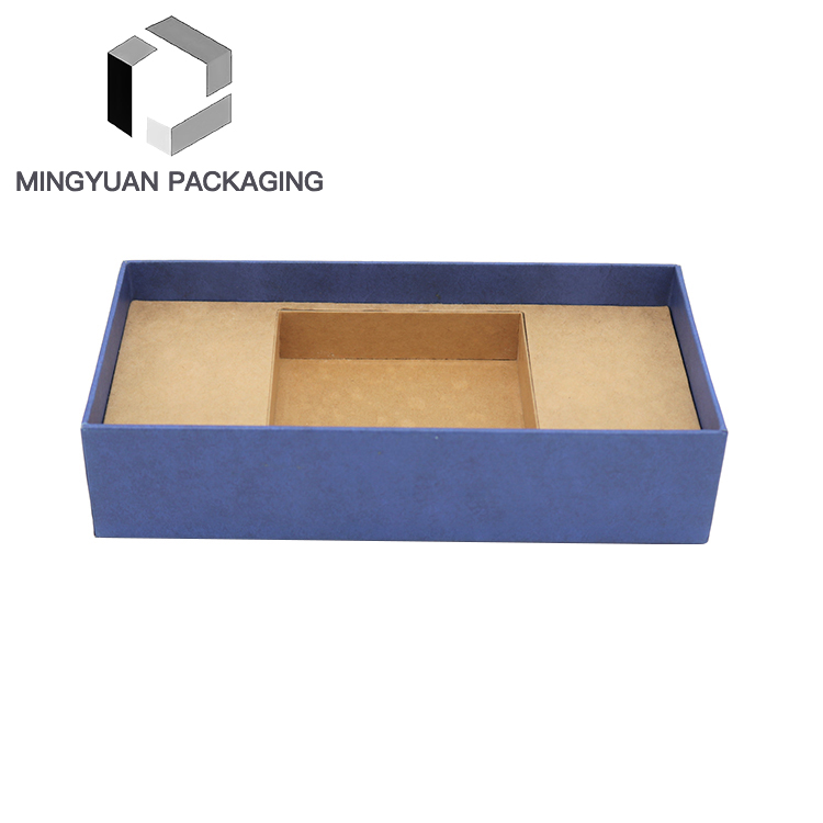 Custom OEM logo printing small unique craftwork paper gift box with high quality factory