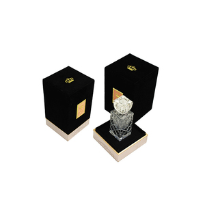 Arab Cardboard Customized Single Perfume Box For Sale