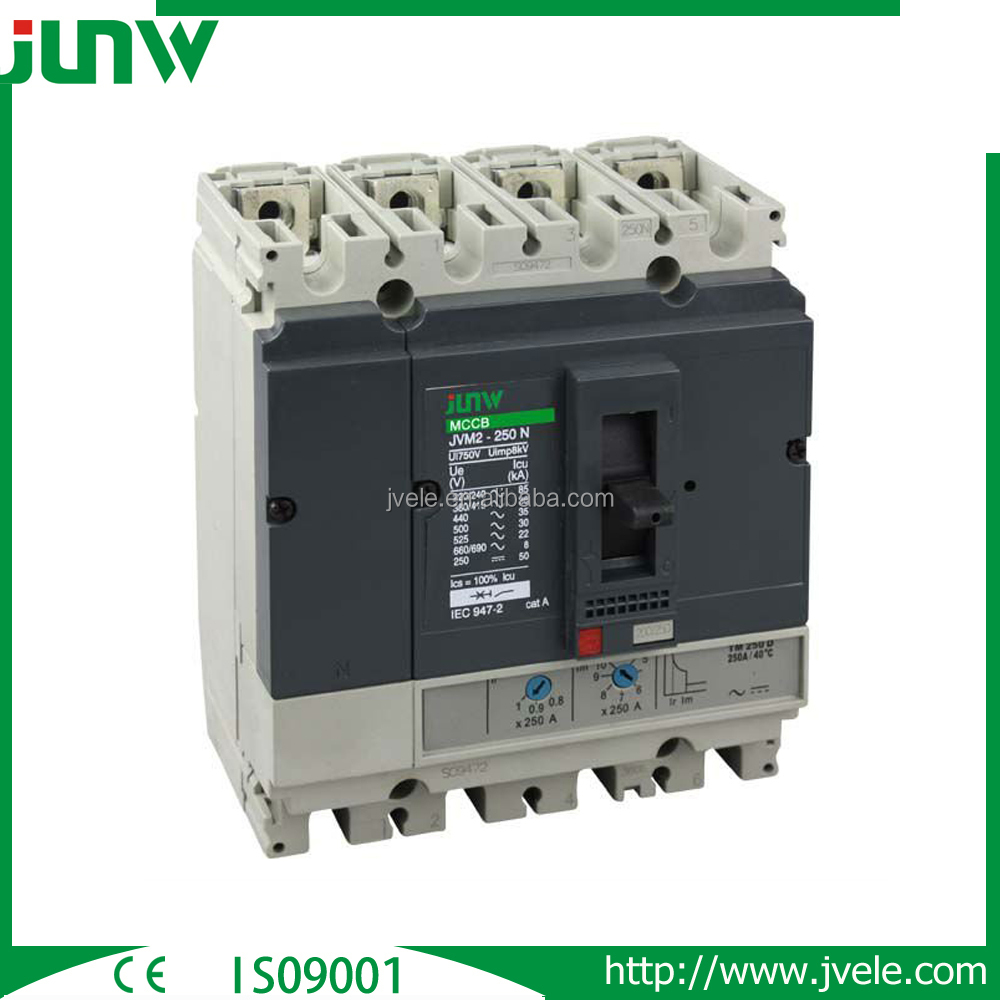 250Amp NS-250N Moulded Case Circuit Breakers/MCCB