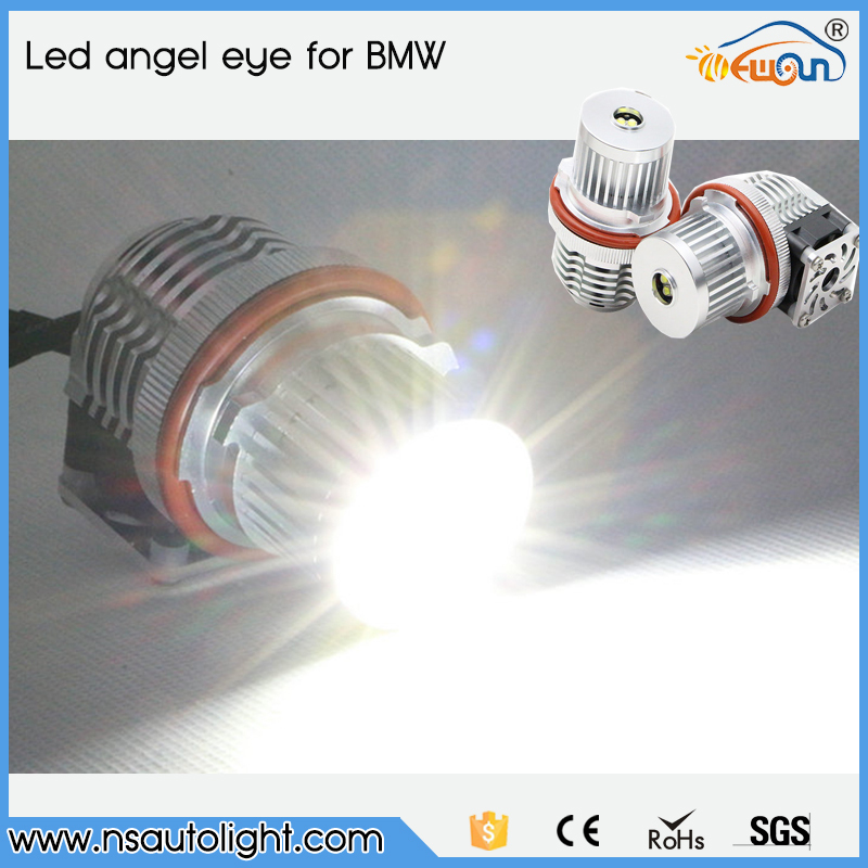 Wholesale China supplier car LED auto light bulbs led angel eyes ...