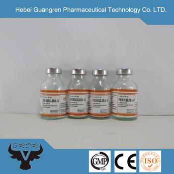 High Quality Veterinary Drugs & Medicine Procain Penicillin G Potassium  Powder For Injection - Buy Veterinary Medicine Penicillin Powder For