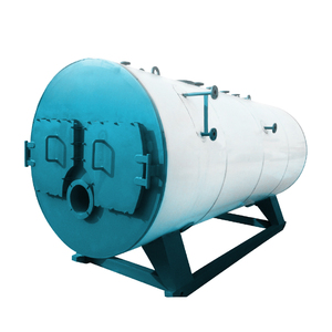 Chinese Supplier Industry Used Steam / Hot Water Oil Gas Boiler 1000 KW