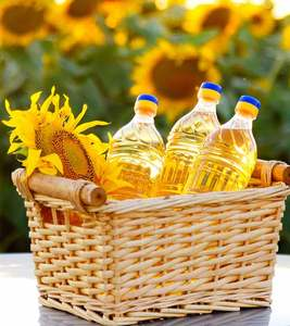 1L/2L/5L/10L Refined Cooking Sunflower oil 100%