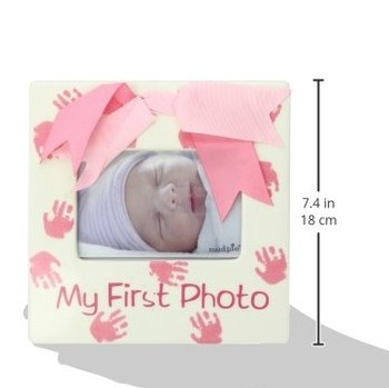newborn baby girl birth gift wooden picture photo frame souvenirs