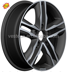 High max load alloy wheel for car