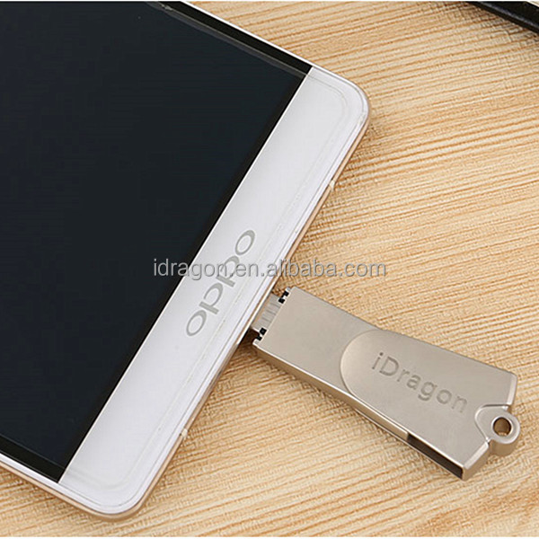 New USB 2.0 microsd card holder for iPhone and PC copy and move