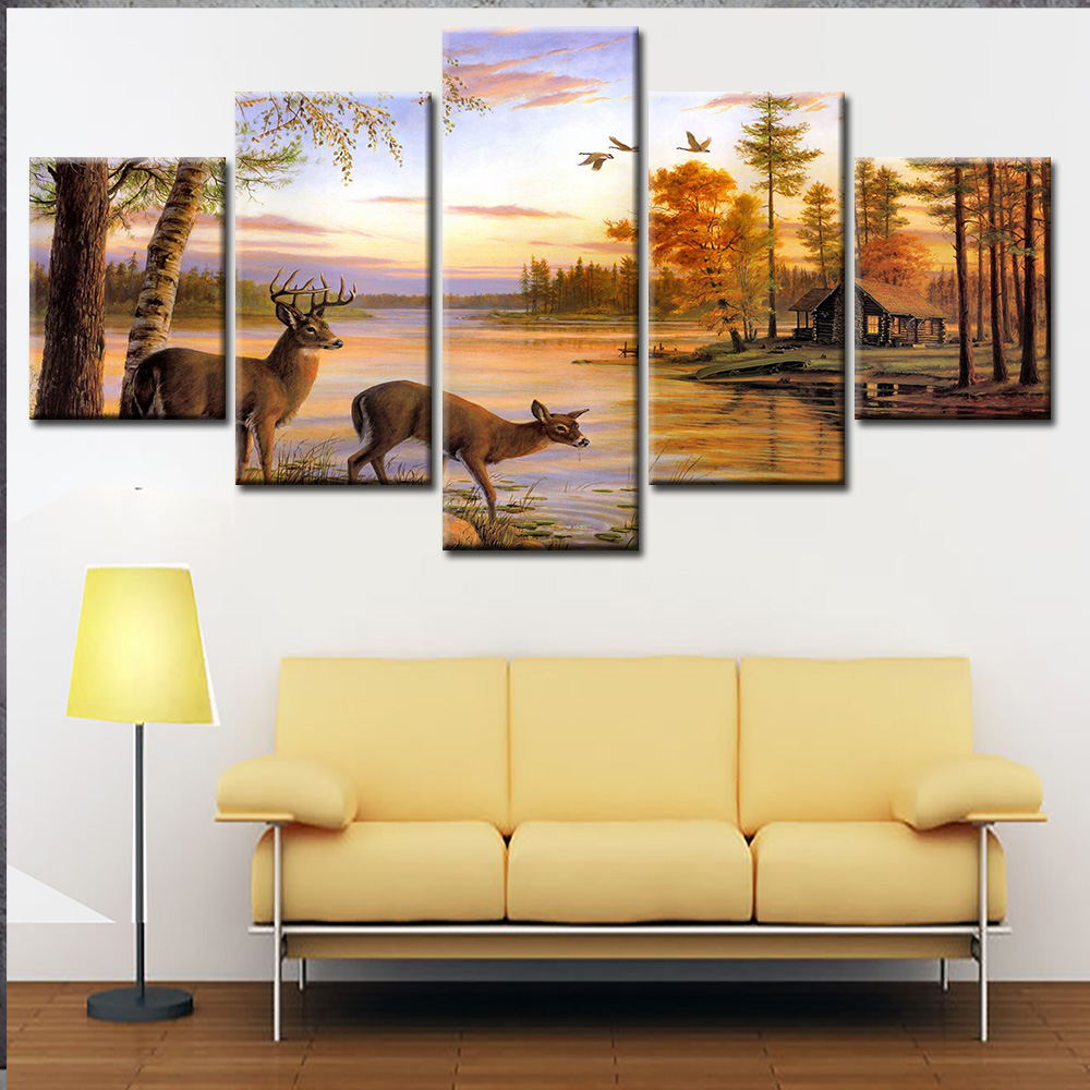 China No Frame Canvas Oil Painting, China No Frame Canvas Oil ...