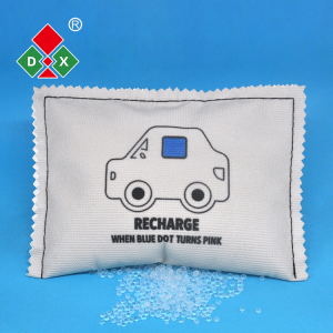 Silica Gel Smart Indicator Car Rechargeable Desiccant