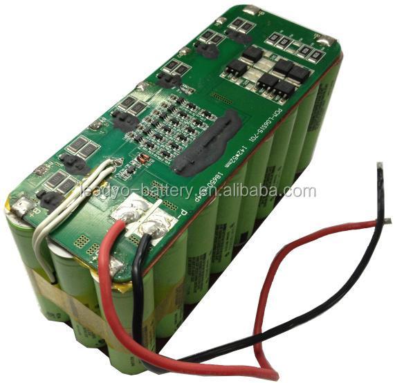 Elektrische skateboard 6s4p 18650 batterij 9000 mah liion batterij 22.2v produceertAccu\u002639;s
