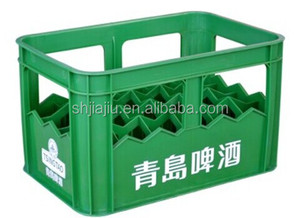 100% brand new hdpe pp wine bottle plastic crate for sale,heavy duty plastic wine beer bottle crate and plastic beer carrier