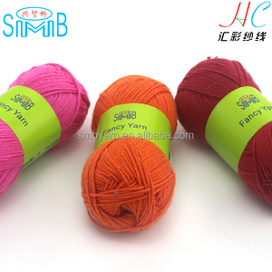 oeko tex knitting yarn factory shingmore bridge wholesale price list 50g balls 100 cotton yarn for hand knitting