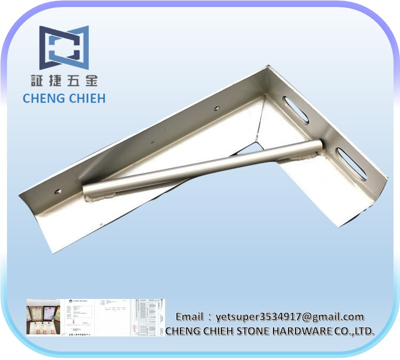 Made in Taiwan, Stainless steel wall bracket (multi-size, high quality)