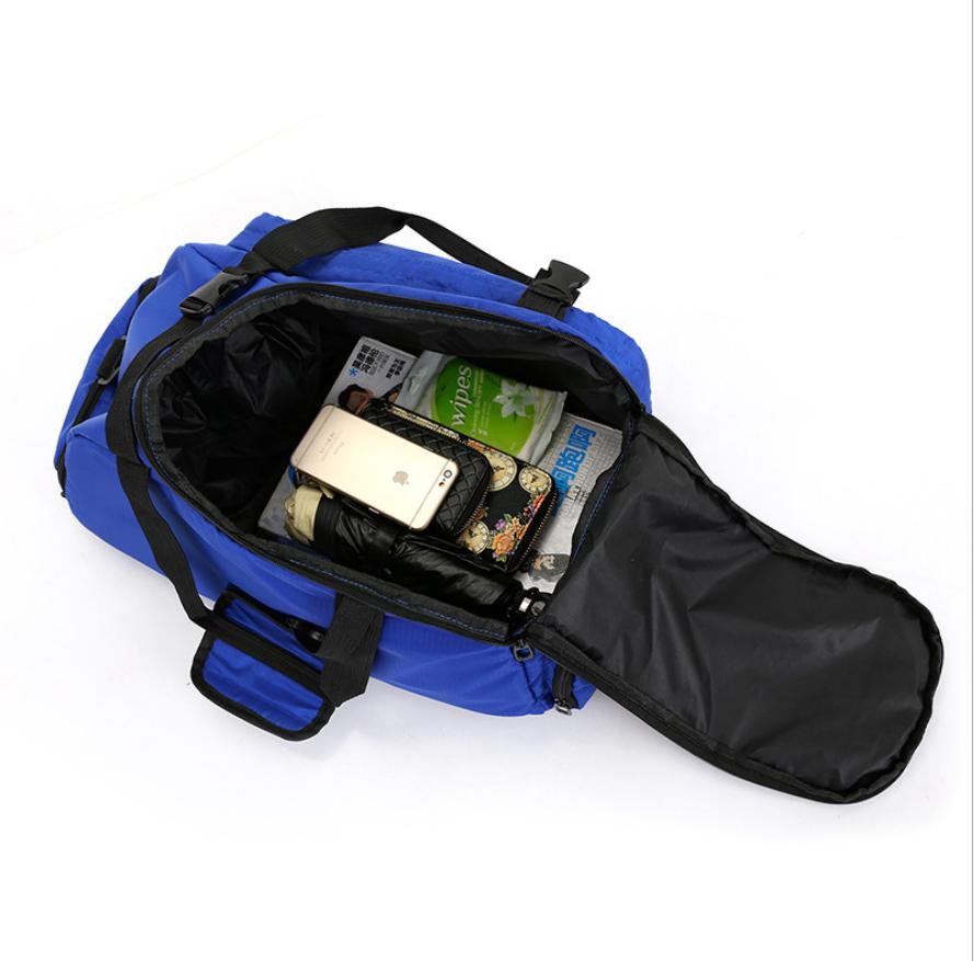 China Supplier Light Weight Big Capacity Backpack Sport Duffel 2018 New  Fashion Custom Made Gym Sports 22b2f12e1606d
