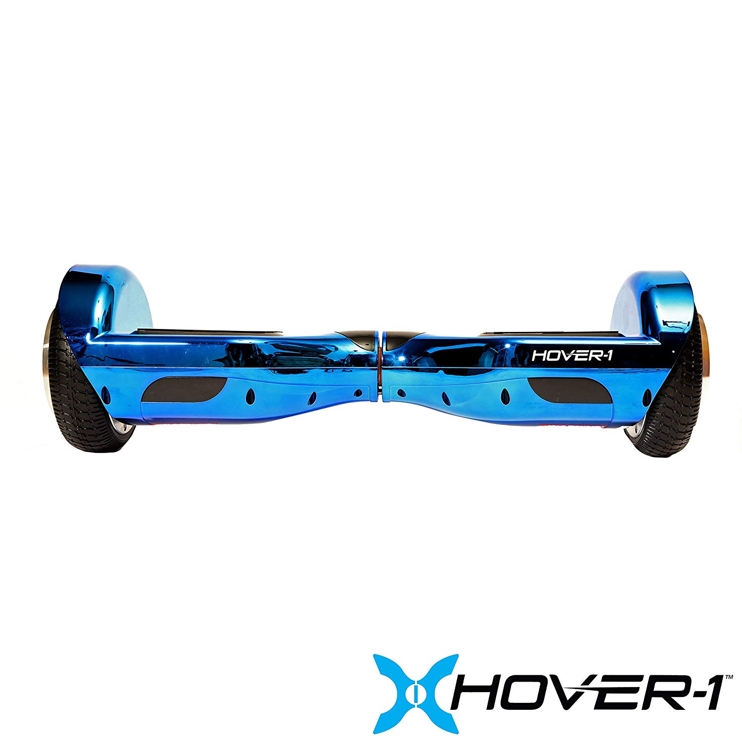 Hover-1 Ultra- UL 2272 Certified- Electric Self Balancing Hoverboard with LED Lights and 4 Hour Battery Life, Blue
