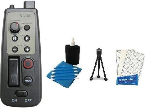 "72/"" Tripod For Canon XL2 XLH1 XL1S ZR-1000 ZR-2000 XH-A1S XH-G1S LANC Remote"
