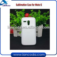 sublimation mobile phone case for moto g