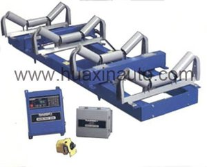 Series ICS-E electronic conveyor belt scale