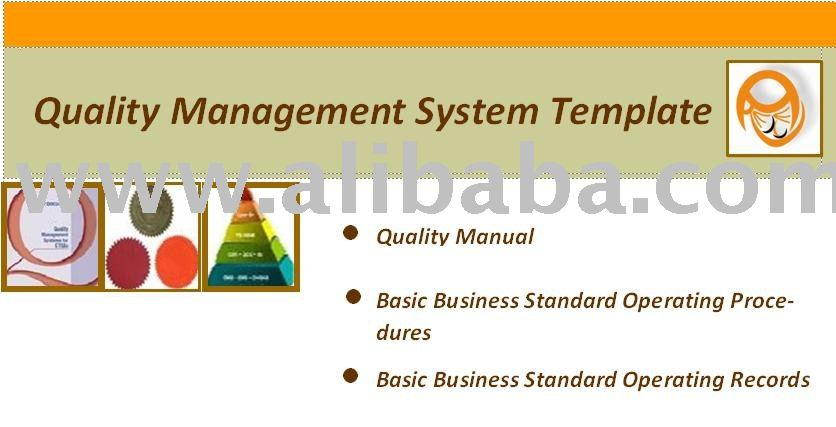 Quality Management System Template - Buy Qms Product on Alibaba.com