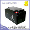 Maintenance free Deep cycle battery12v 65ah vrla rechargeable lead acid battery manufacturer made in china