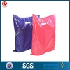 Offical bottom gusset only patch handle die cut plastic polyethylene bag for merchandise cement