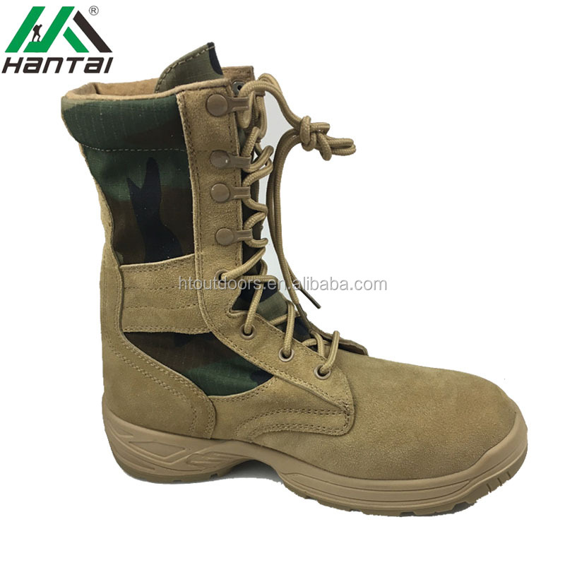 Haitai tactical self-made jungle south africa army boots