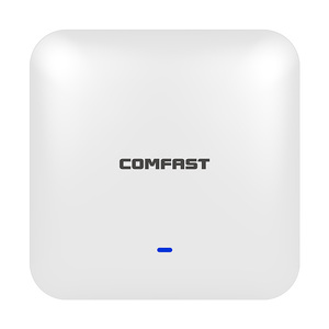 COMFAST dual band Ceiling AP 2.4GHz&5.8GHZ business wireless access point 200M indoor free wifi hotspots