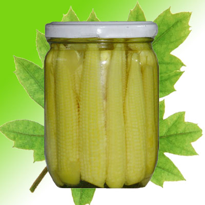 Canned Baby <strong>Corn</strong> in brine