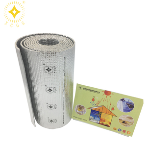 alibaba china supplier radiant barrier attic foil heat insulation XPE foam  Roll building material