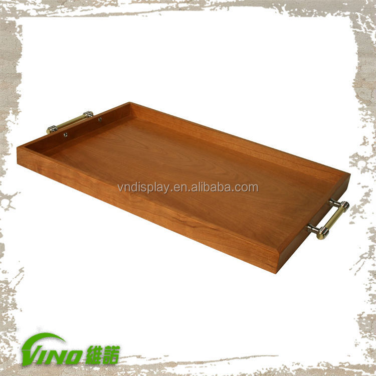 Wooden Serving Tray With Metal Handle Serving Tray Pine Wood Pallet Buy Antique Wood Serving Trays Wooden Antique Serving Tray With Handles Wooden